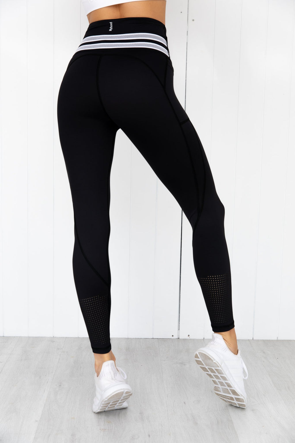 Pipa 7-X Leggings -  Tarmac Black