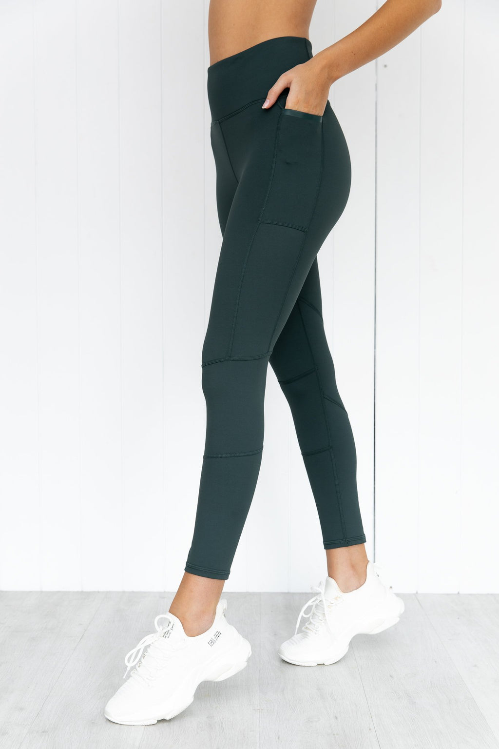 Juliet Leggings - Smoke Green