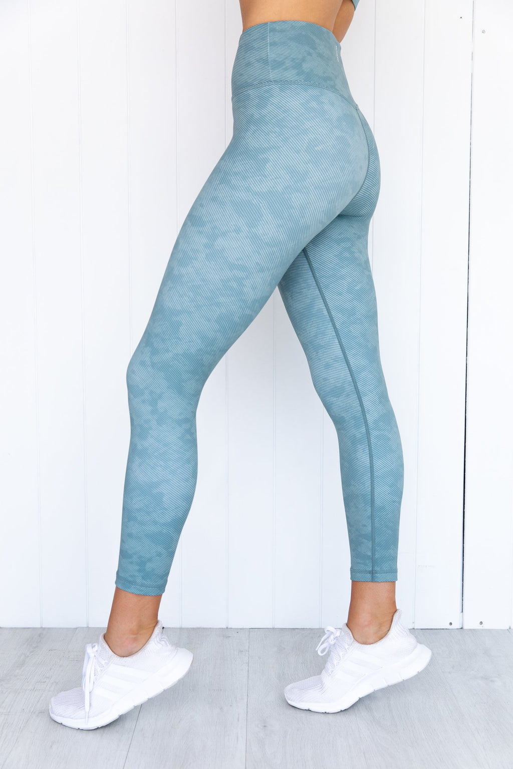 Illinois Legging - Sorbet Green