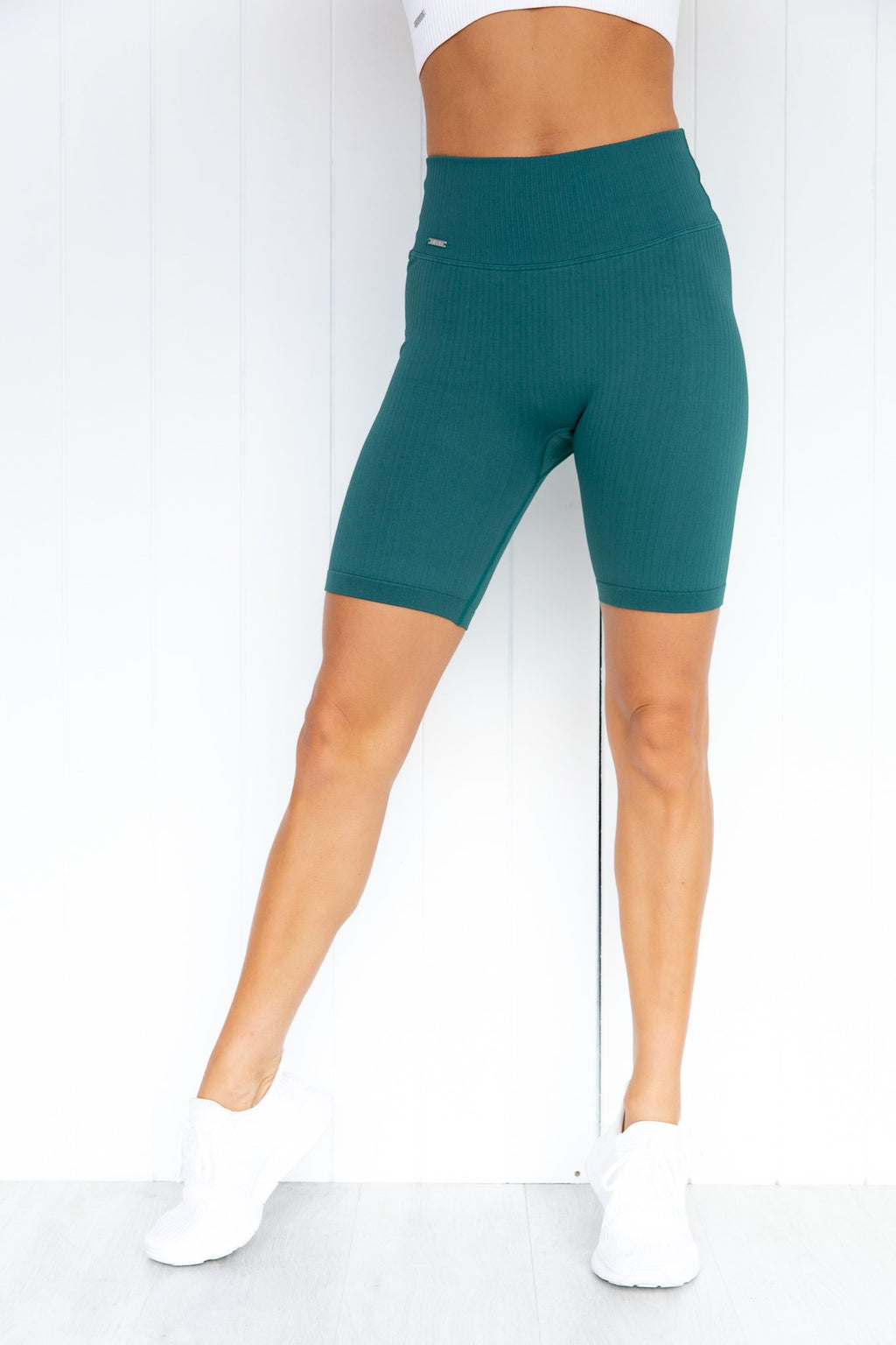 Hydro Ribbed Seamless Bike Shorts