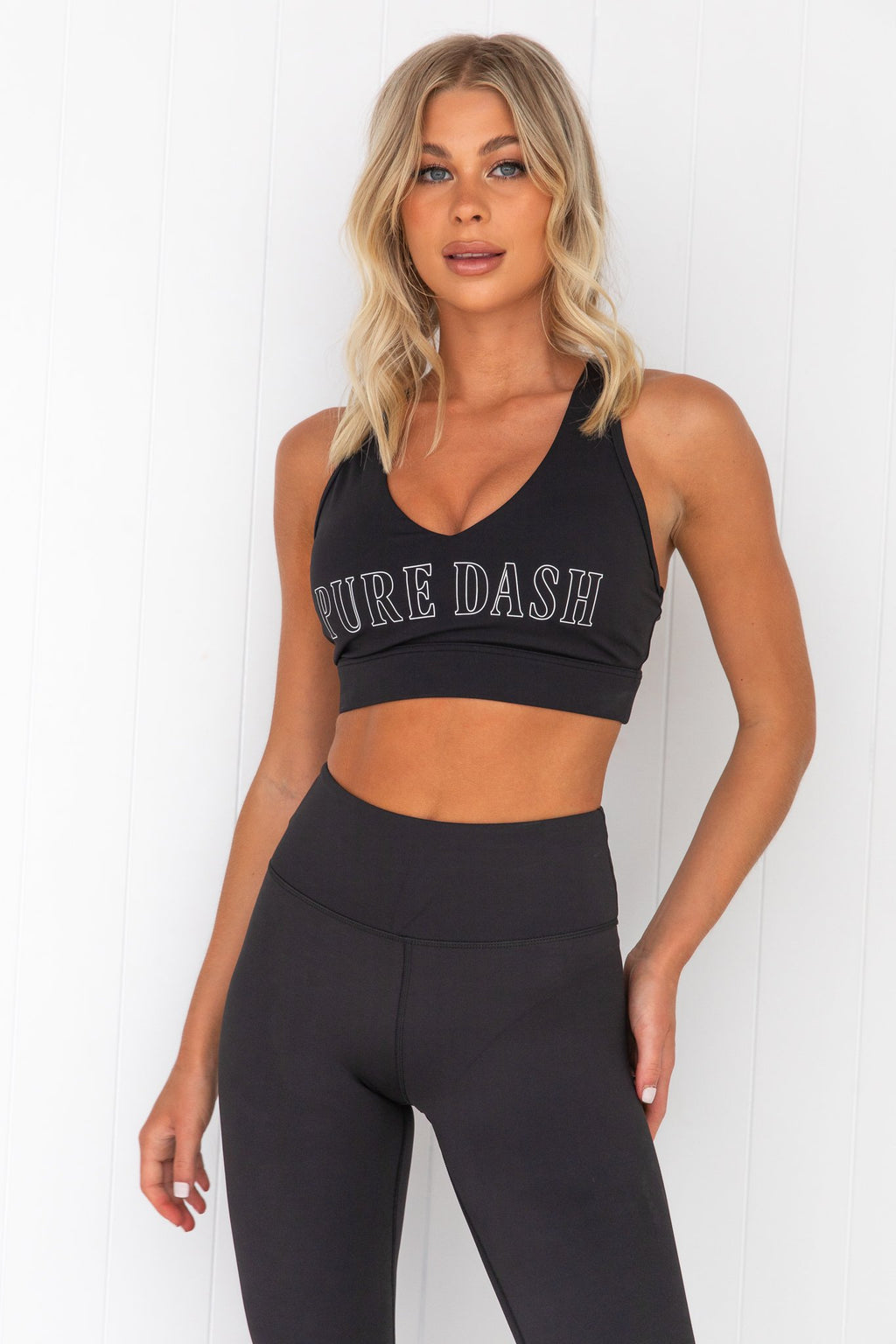Easy Rider Muscle Tank - Silver Fox - PURE DASH