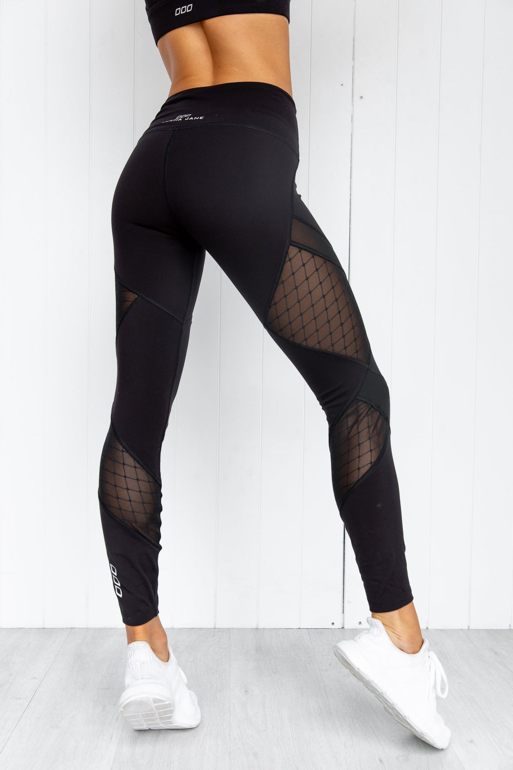 Faster Full Length Tight - Black - PURE DASH
