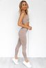 Latte Statement Seamless Tights - PURE DASH