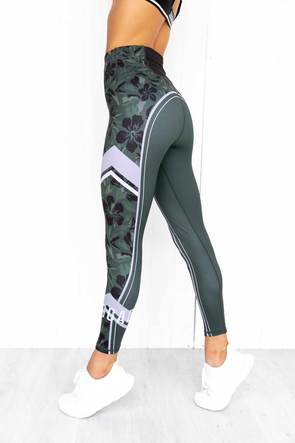 Hawaii 7/8 Legging - PURE DASH