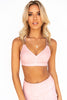 Soft Ambience Bralette - Blush - PURE DASH