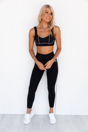 Take The Girls Out Sports Bra - PURE DASH