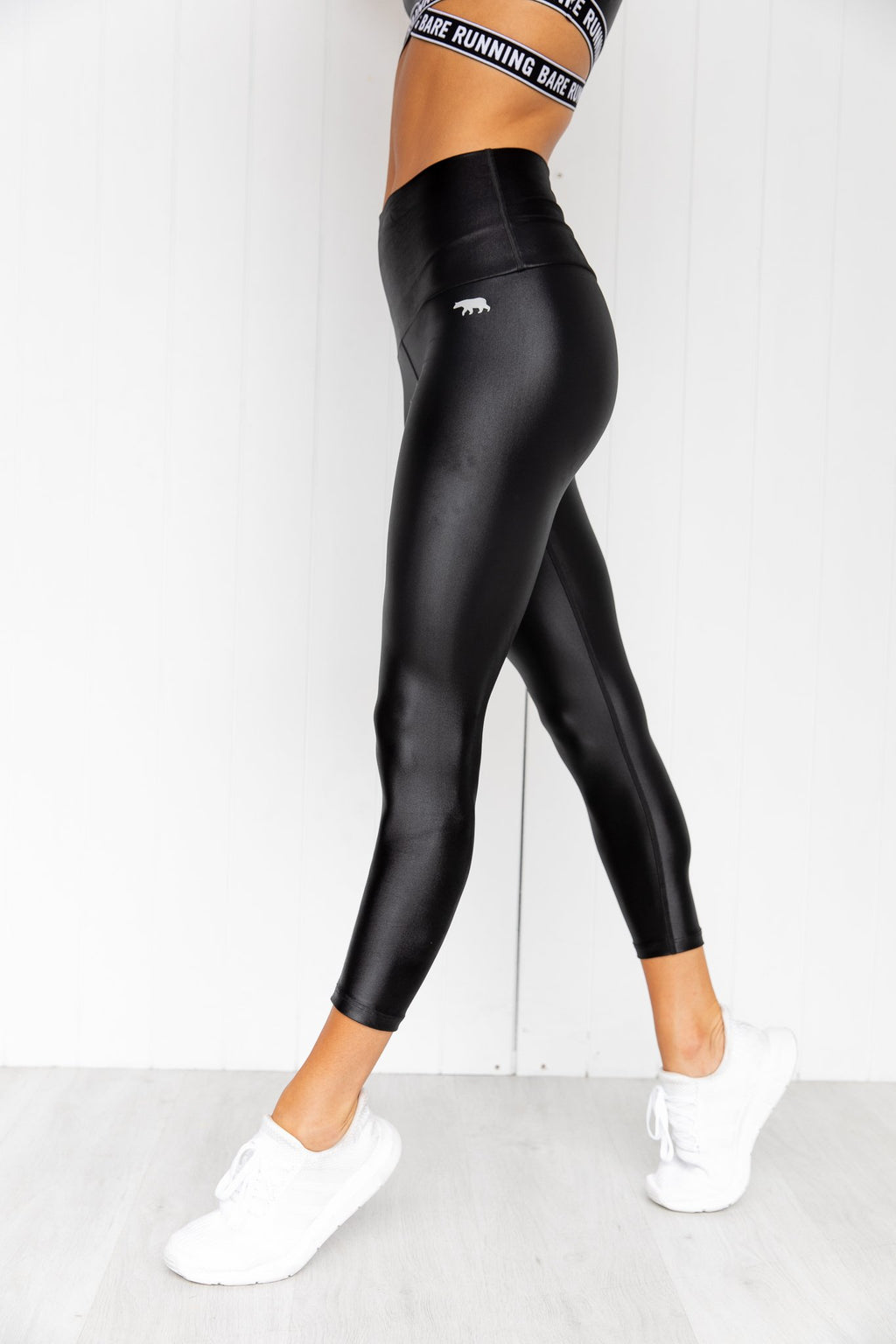 Liquid 7/8 Fight Club Tights - PURE DASH