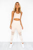 Wellness Warrior Seamless 7/8 Leggings - Creme