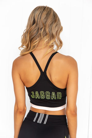 Kansas Long Line Crop Top - PURE DASH