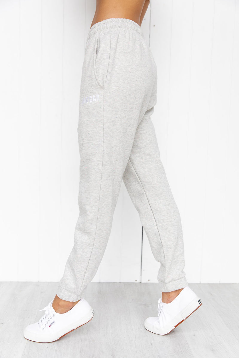 Core Trackpant - Light Marle - PURE DASH
