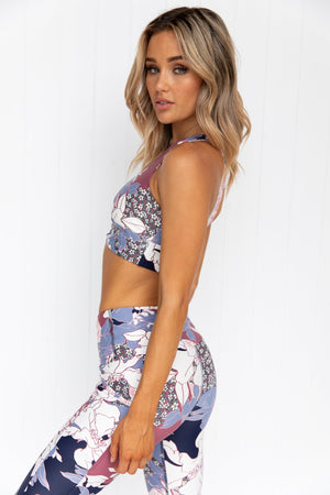 Ruth Firestarter Crop Top - PURE DASH