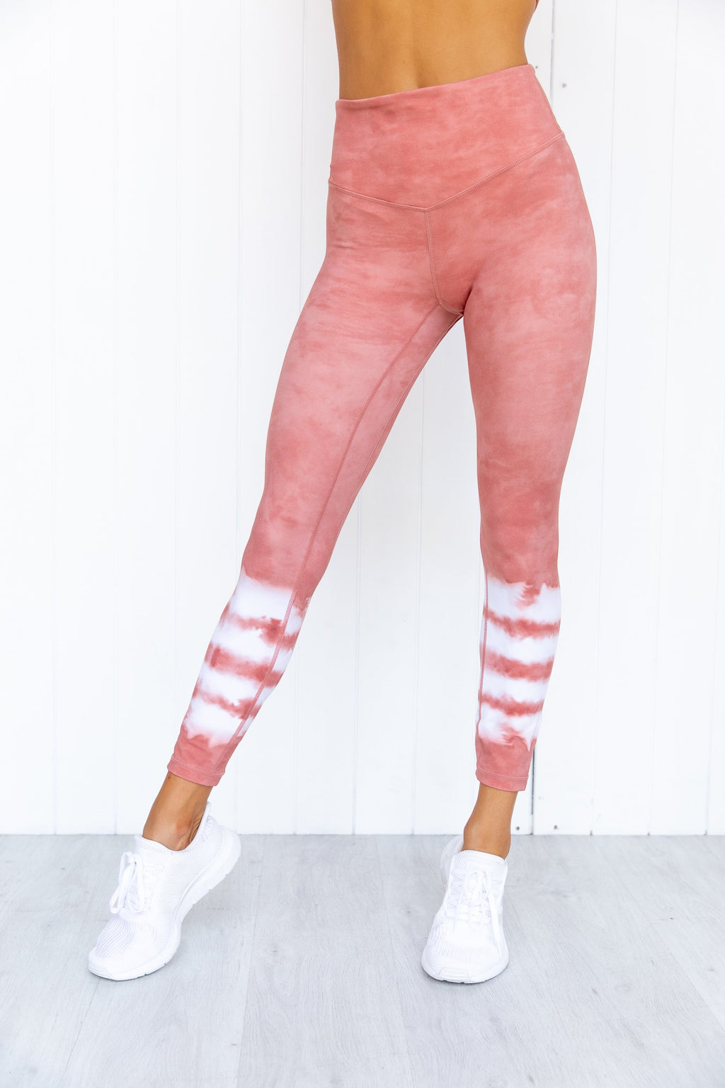 Drift Away 7/8 Legging - Rust - PURE DASH