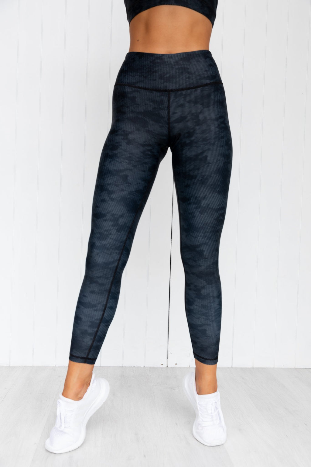 Zinnia Dark Wash Legging - PURE DASH