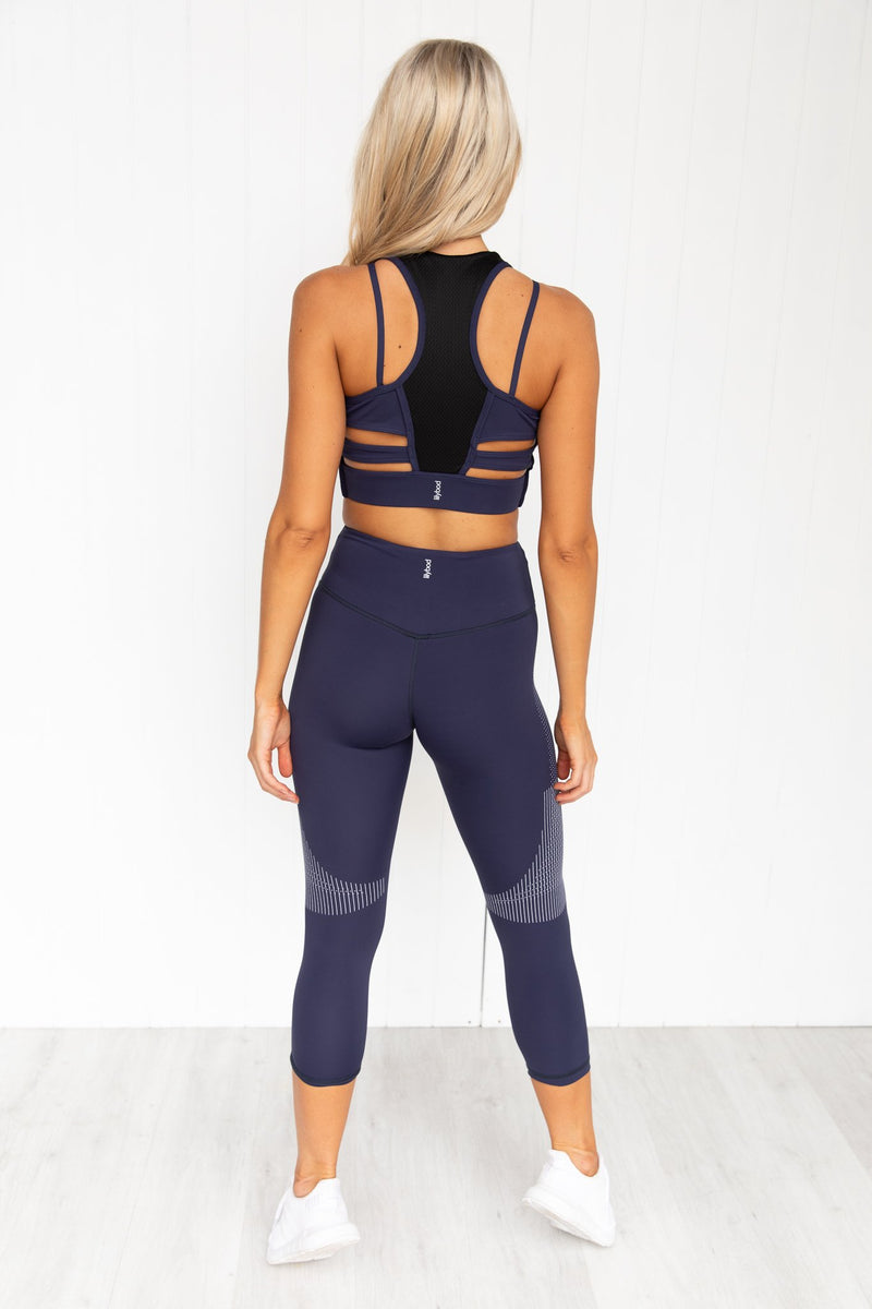 Milly Blue Eclipse Legging - PURE DASH