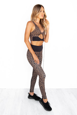Bowie Top - Leopard - PURE DASH
