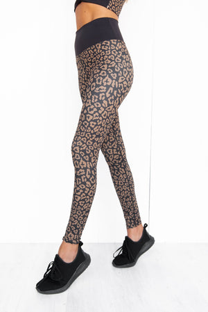 Leopard Legging - PURE DASH