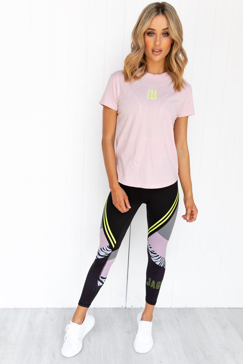 Kansas 7/8 Legging - PURE DASH