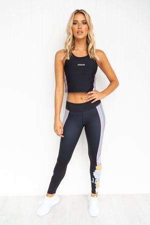 Marina Del Ray Full Length Legging - PURE DASH