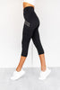 Essential 3/4 Tights - Black