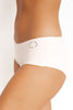 Invisible Active Undies: Buddhi Briefs - Blush Nude