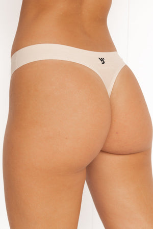 Invisible Active Undies: The OM - G - Nude - PURE DASH