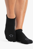 Happy Grip Sock - Black