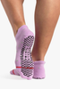 Carol Grip Sock - Purple / Violet - PURE DASH