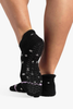 Carol Grip Sock - Black - PURE DASH