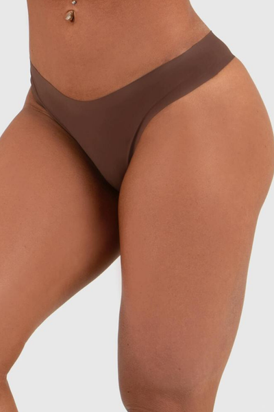 Seamless Underwear Twin Pack - Dark