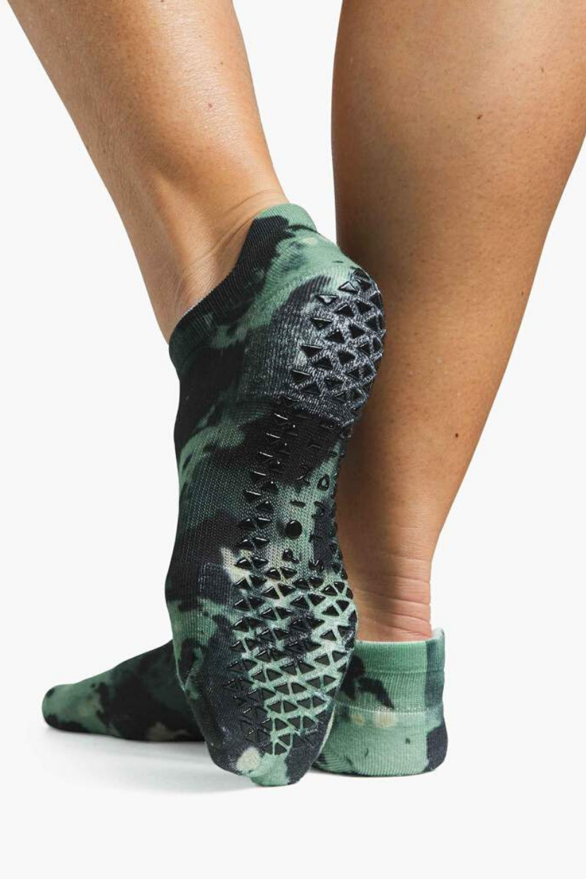 Combat Grip Sock Full Foot - Camo - PURE DASH