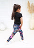 Junior Leopard Camo Leggings - PURE DASH
