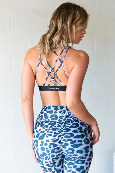 Wild Thoughts Sports Bra
