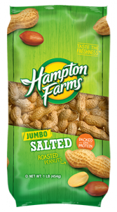 Roasted Peanuts-Salted (bag)