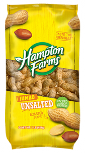 Roasted Peanuts-Unsalted (bag)