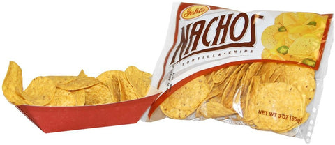 Gehl's Nacho Chips w/Trays