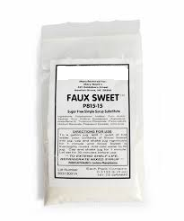 Faux Sweet (Sugar-free Mix)