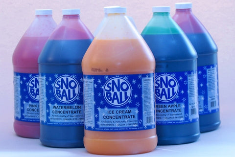 Snoball Concentrate (L-Z)