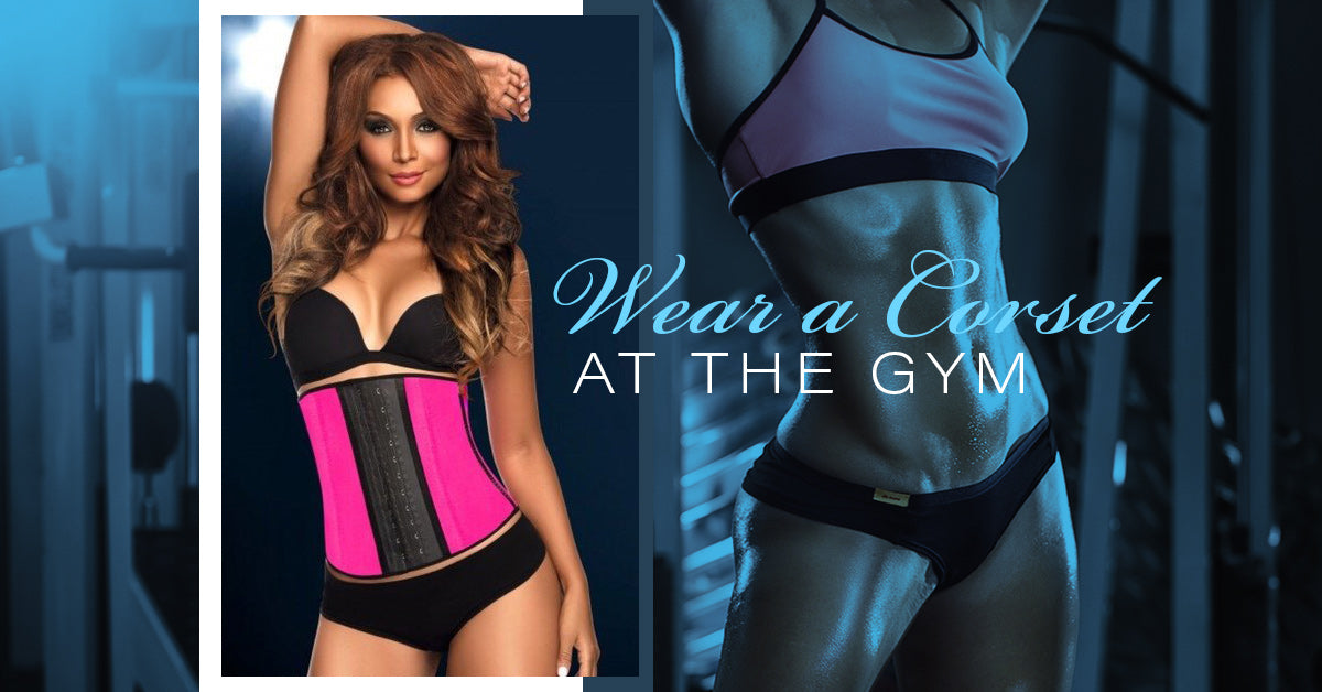 20ad19727a8 One of the most popular items in our online store is our workout waist  cincher corsets. These waist cinchers are made to be worn at the gym!