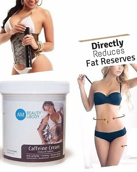 Caffeine Cream + Osmotic Wrap = Slimming Bundle Deal