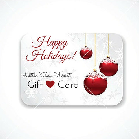 Gift Card(Code Will Be Sent To Your Email)