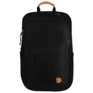 Fjallraven - Räven 28 Heavy Duty Backpack in Black