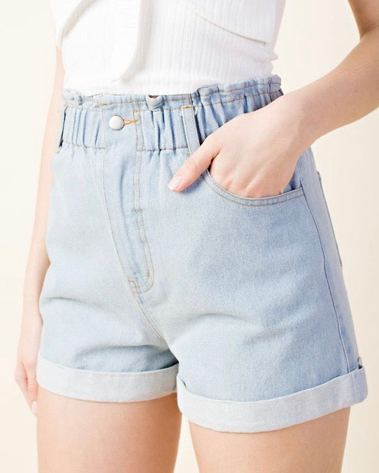 Wild Honey - Hot Shot Denim Shorts - More Colors