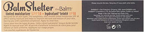 theBalm - Balm Shelter Tinted Moisturizer with SPF 18 in Light/Medium