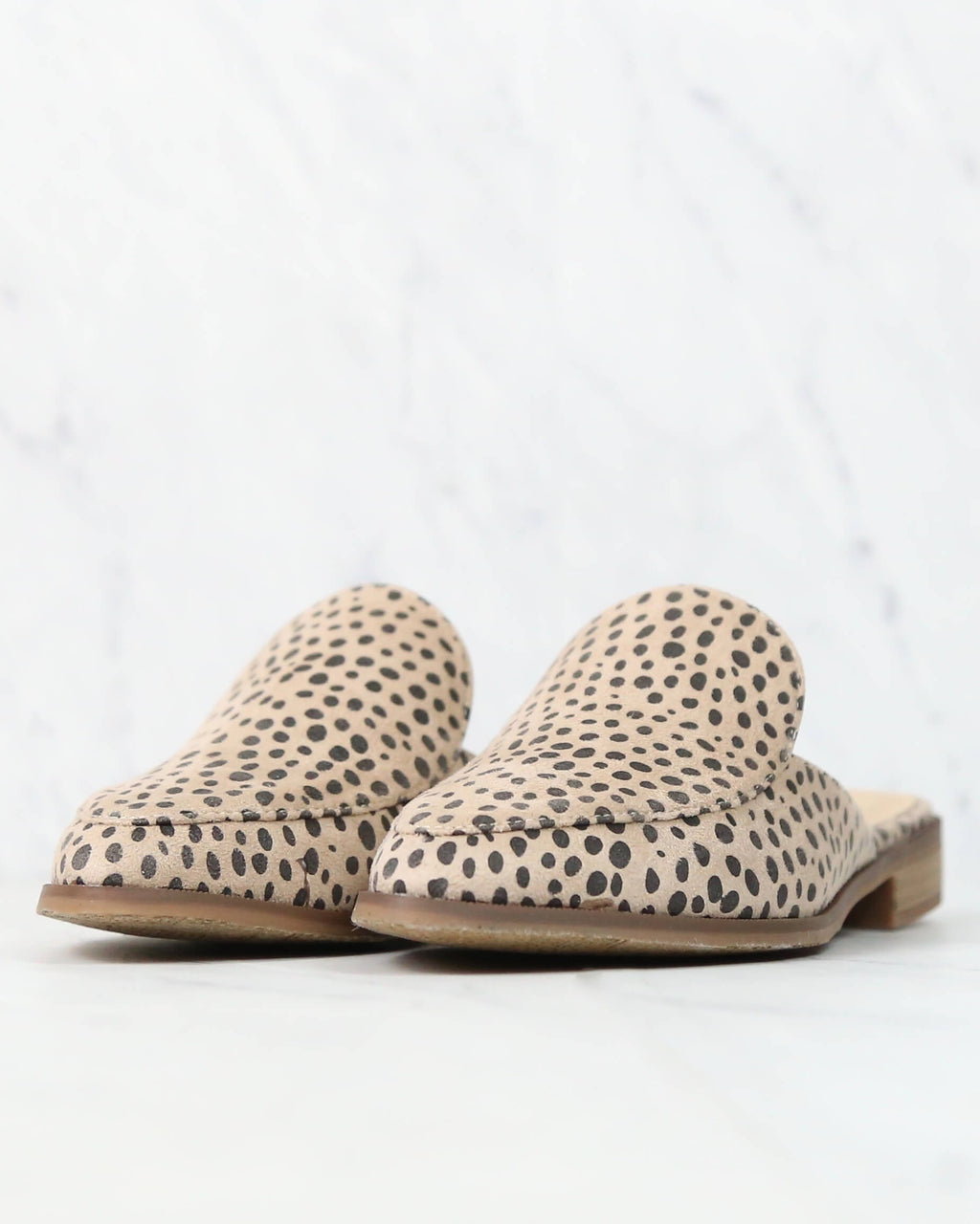 CL by Chinese Laundry - Freshest Animal Print Pointy Toe Mule - Beige