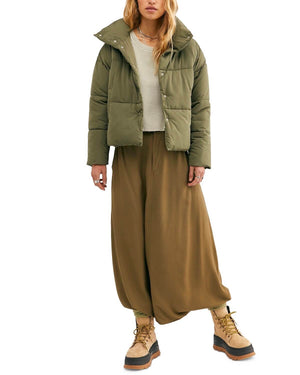 Free People - Weekender Puffer Coat in More Colors