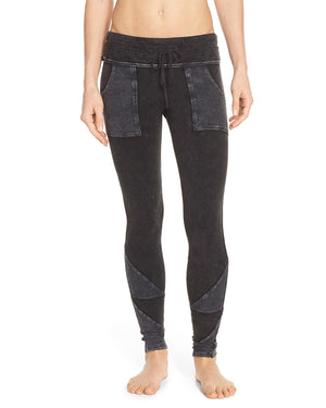 Free People - FP Movement - Kyoto Athletic Leggings - Washed Black
