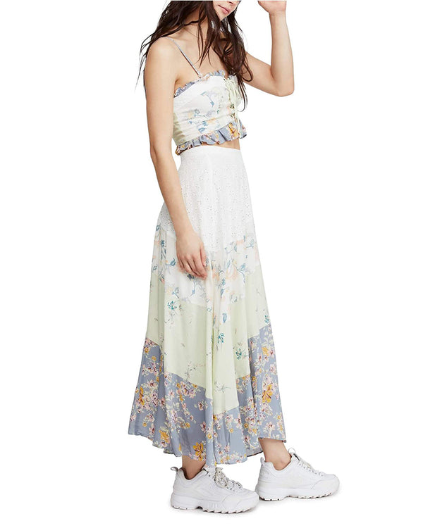 Free People - In the Flowers Two Piece Set - Floral OB967020