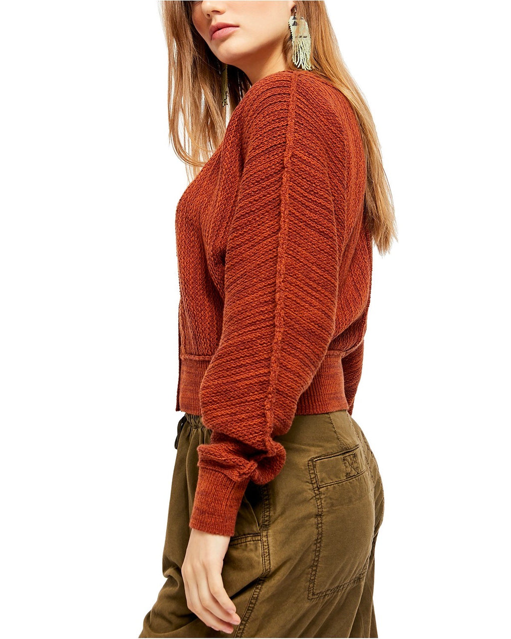 Free People - Moonriver Cardigan in Sierra Combo