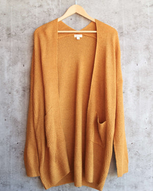 dreamers by debut - lightweight open front cardigan - more colors