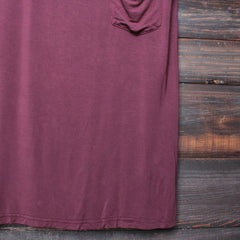 tease me oversize soft v neck tshirt (more colors) - shophearts - 11